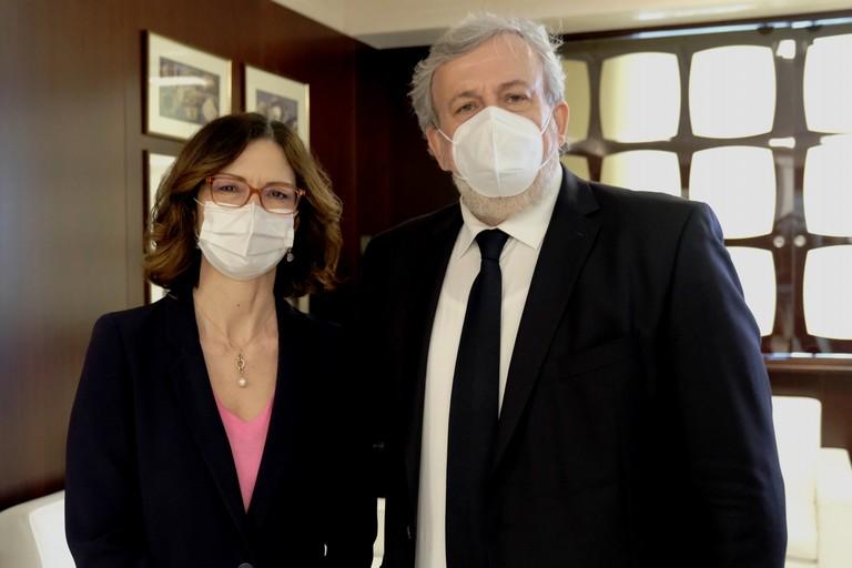 Recovery plan: Emiliano incontra il ministro Gelmini