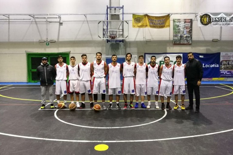 A.S.D. Canusium Basket