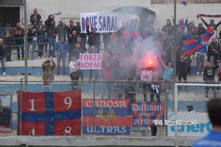 Manfredonia Canosa Ultras Forza Noemi