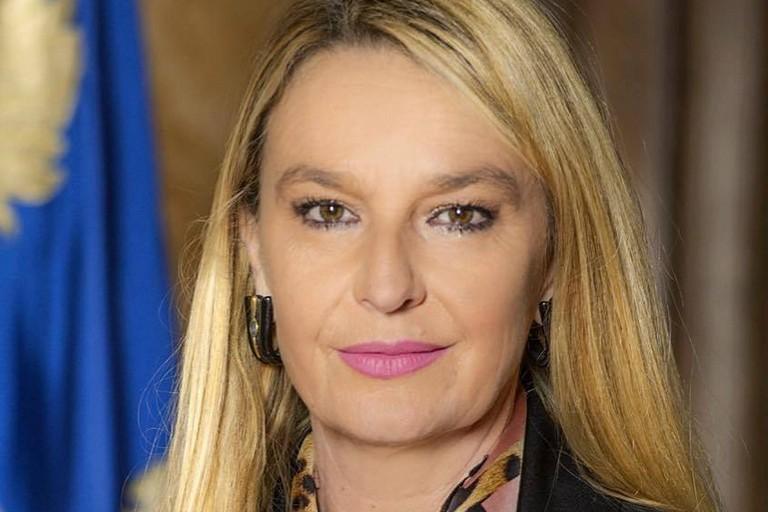 Senatrice Stefania Pucciarelli