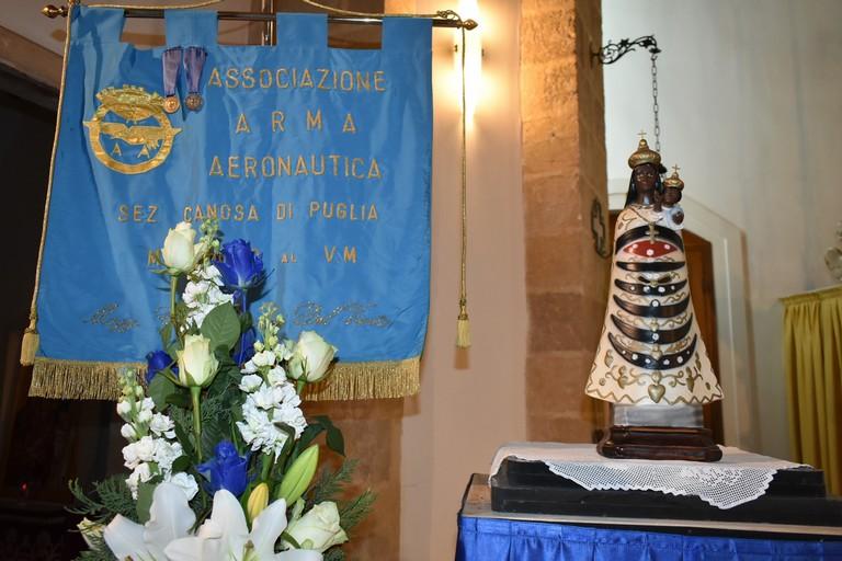 Beata Vergine di Loreto, Patrona degli Aeronauti