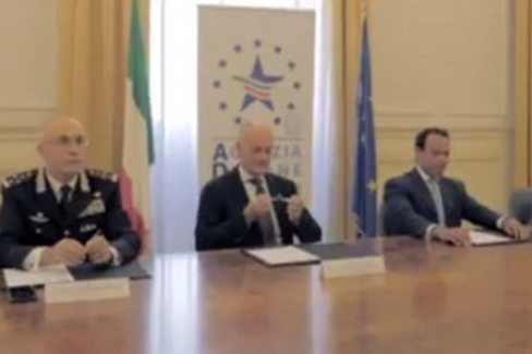 Dogane- Carabinieri-Finanza-Polizia