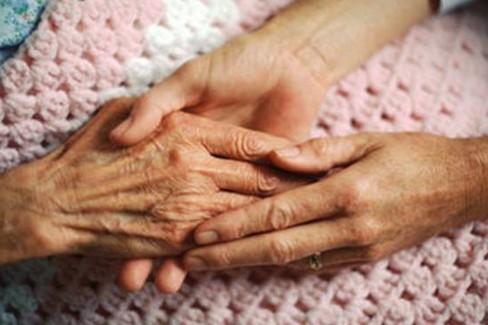 alzheimer qua la mano