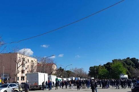 2021 Andria manifestazione ambulanti