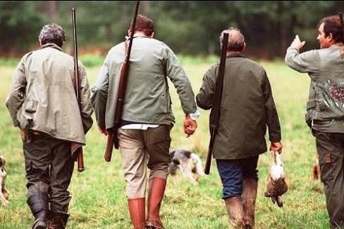 Armi cacciatori