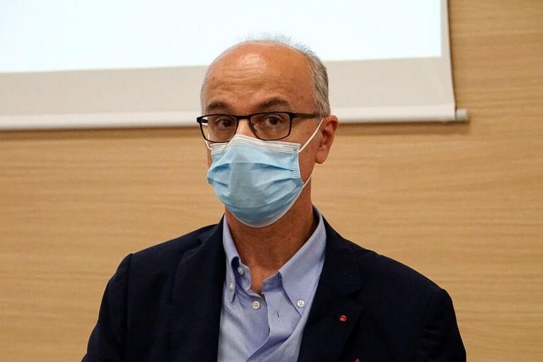 Assessore Pier Luigi Lopalco