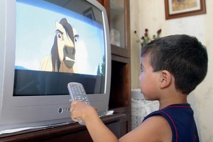 Bambini e mass media
