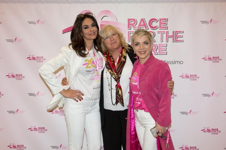 Rosanna Banfi  Race for the Cure