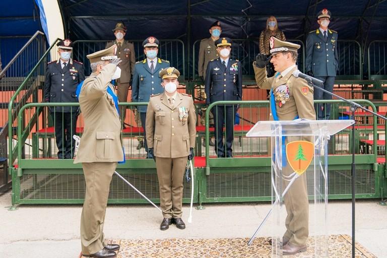 """Comando della Brigata """"Pinerolo"""""""