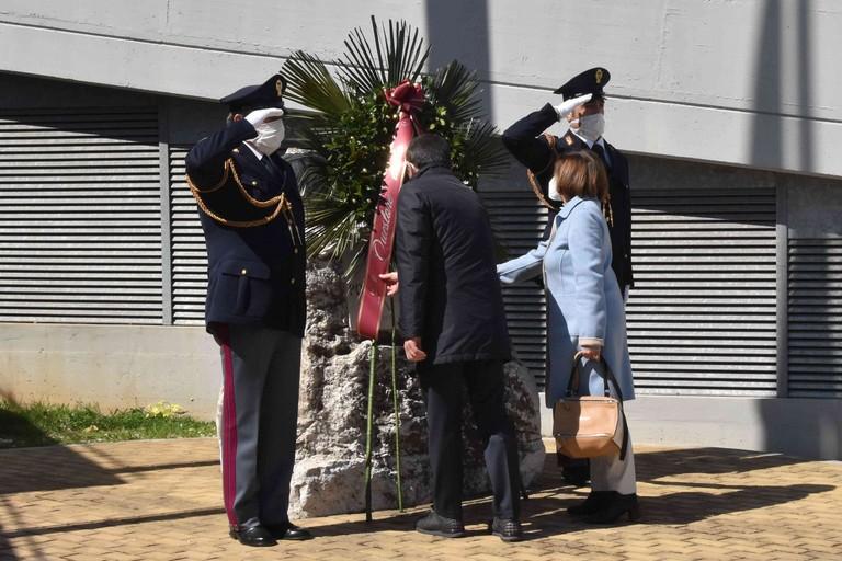 Bari  169° Anniversario della Fondazione della Polizia