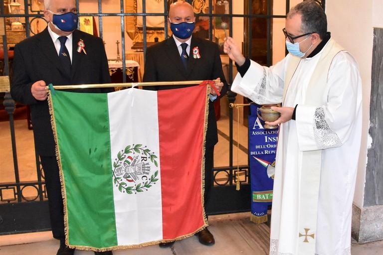 2021 Benedizione Tricolore di Reggio Emilia