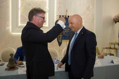 Cosimo Giungato  alla presidenza del Rotary