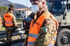 Emergenza coronavirus: Esercito in campo