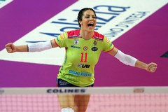 Stefania Sansonna a #VolleyZoom