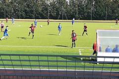 Il Canosa Calcio sconfitto ad Andria