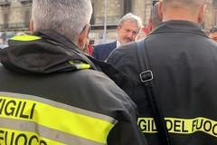 Sciopero generale dei Vigili del Fuoco