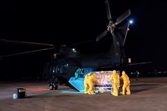 L'Aeronautica Militare in prima linea per l'emergenza