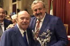 """A Lino Banfi e  Michele Emiliano il Premio """"Vigna d'Argento"""""""
