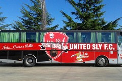 A Canosa arriva la corazzata  United Sly F.C. Bari