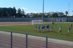 Canusium Calcio esordio vincente