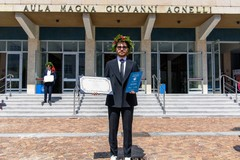 Laurea in Ingegneria Gestionale per Francesco Pio D'Aulisa