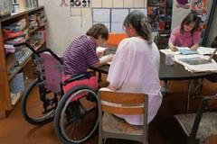 Scuola:  disabili   senza  educatori