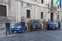 """In campo i fanti dell' 82° Reggimento """"Torino"""""""