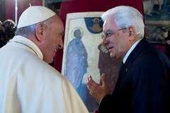 Il presidente della Repubblica Mattarella sarà a Bari