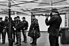 Gli uomini e le donne della Polizia di Stato