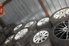 Cerignola : market illegale di ricambi auto