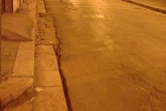 Via Matteotti :ripristino del manto stradale