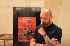 """Alfonso Pistilliospite del  """"Caffè Letterario"""""""