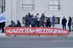 Sciopero a oltranza alla Gazzetta del Mezzogiorno
