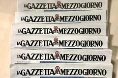 La Gazzetta del Mezzogiorno non è in edicola