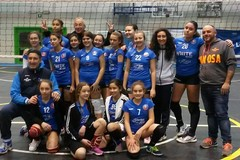 Le ragazze della Diomede Volley si fanno onore