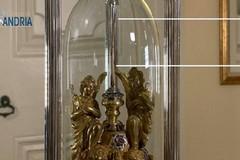 Canosa :Venerazione Sacra Spina.