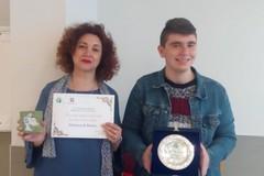 Nunzio Lenoci premiato dalla Fondazione Rachelina Ambrosini