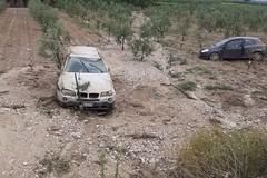 Maltempo: violenti acquazzoni nell'agro di Canosa
