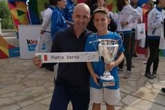Pietro Vernò ha vinto a Monte Carlo