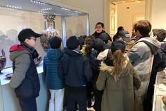 Al Museo Archeologico Nazionale di Canosa per studiare