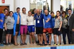 """Primo posto per l'Aquarius Piscina Canosa al """"Gargano Swim Race"""""""