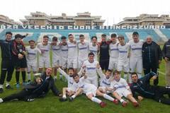 I giovanissimi del  Canosa vincono il campionato