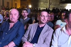 Bagno di folla per Lino Banfi
