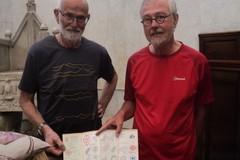 Olandesi sulla Via Francigena a Canosa