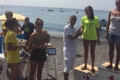 Manuela Mennitti conquista due medaglie d'argento