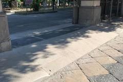 Canosa: ripresi i lavori di abbattimento delle barriere architettoniche