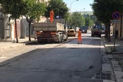 Via agli Avelli: Rifacimento del manto stradale