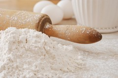 La farina è il prodotto più acquistato al tempo di coronavirus