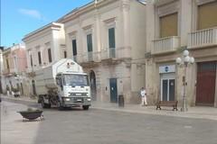 Sanificazione delle strade cittadine