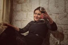 """Arianna Greco,  """"Cavaliere del Millennio per la Pace"""""""